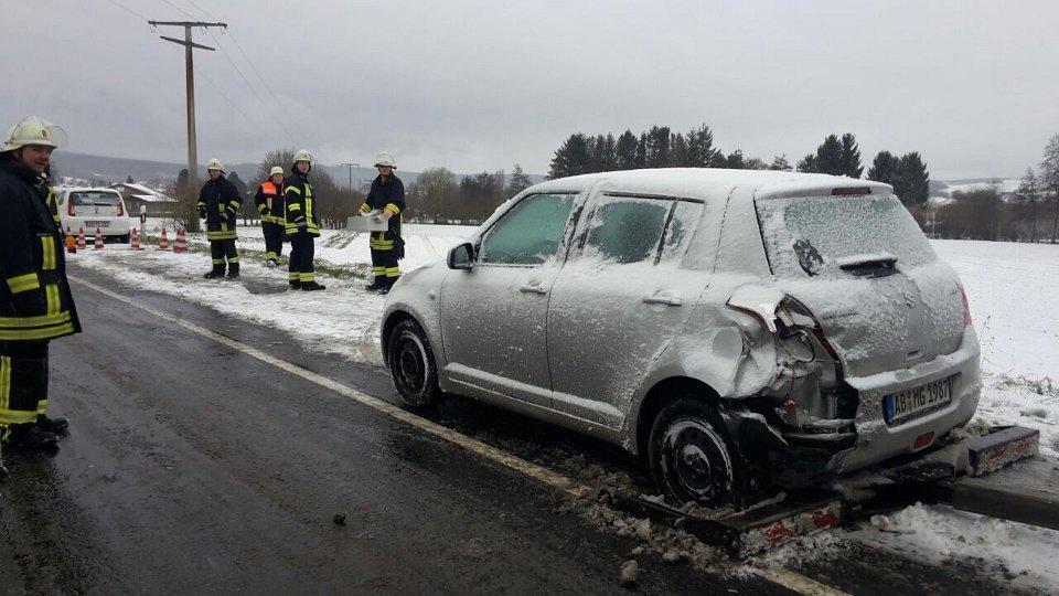 THL Unfall Straßenfahrzeuge